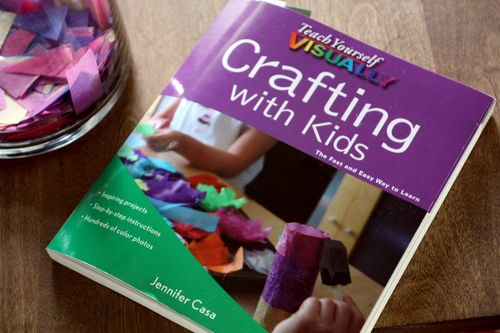 TYV-crafting with kids