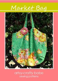 Market bag cover